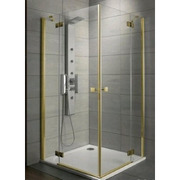 Душевая стенка Radaway Almatea Gold KDD 100 32181-09-12N