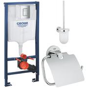 Инсталляция Grohe Rapid SL 38772001 + 40367001 + 40374001 Essentials