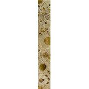 Плитка Интеркерама Emperador Коричневый Вертикальный Бв 66031 Бордюр