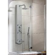 Шторка для ванны Radaway Eos PND 130 205202-101R