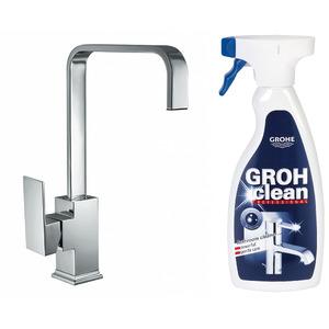 Фото Смеситель для кухни Imprese Elanta 55450 + чистящее средство Grohe Grohclean 48166000