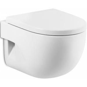 Фото Унитаз Roca Meridian A34H249000 + сиденье Soft-close Распродажа