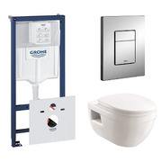 Инсталляция Grohe Rapid SL 38772001 + Devit Project 3120147 с сиденьем Soft-close