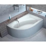 Ванна Radaway Mistra 150x100 WA1-07-150x100P правая + ножки